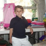 My Great Grand-Son A. J.