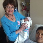 My New Grand-daughter Joava born 6-13 at 11 11 5 6 19 in